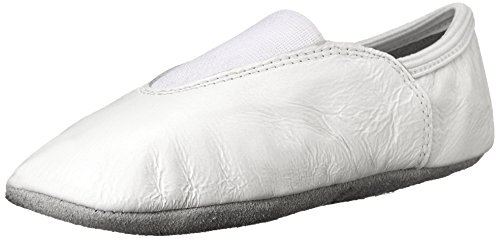 Capezio Little Kid Agility Em1C Gym Shoe,White,11 M Us Little Kid front-16319