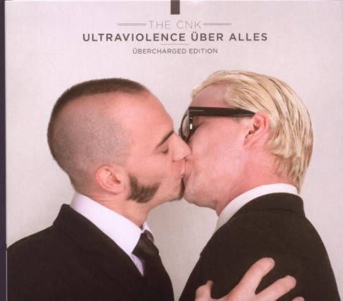 Original album cover of Ultraviolence Über Alles by CNK