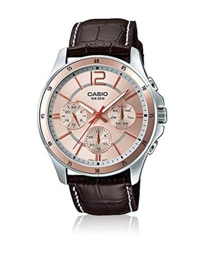 Casio Reloj de cuarzo Mtp-1374L-9A 47 mm
