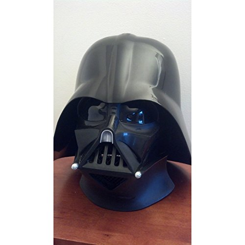 Star Wars Darth Vader Deluxe Edition Officially Licensed Adult Mask Helmet Replica