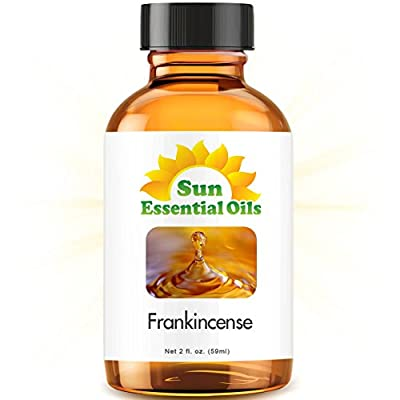 Best Cheap Deal for Frankincense (2 fl oz) Best Essential Oil - 2 ounces (59ml) by Sun Organic - Free 2 Day Shipping Available