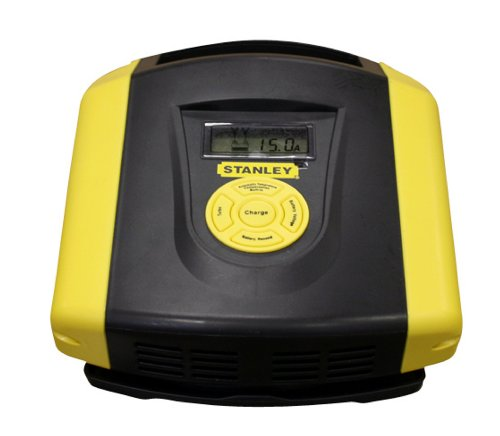 Stanley BC1509 15 Amp Automatic Battery Charger