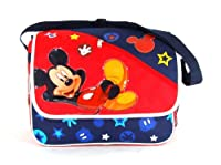 Disney Mickey Mouse - Funny Things Collection Full Size Messenger Bag by Disney