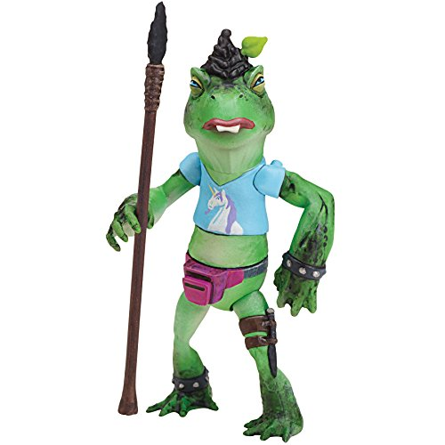 Teenage Mutant Ninja Turtles Napoleon Bonafrog Figure