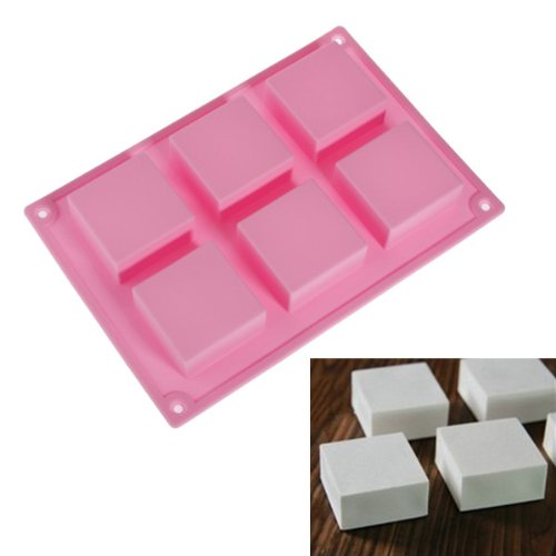 6-square-cavity-rectangle-diy-soap-mold-jelly-ice-cake-chocolate-silicone-mouldsrandom-color