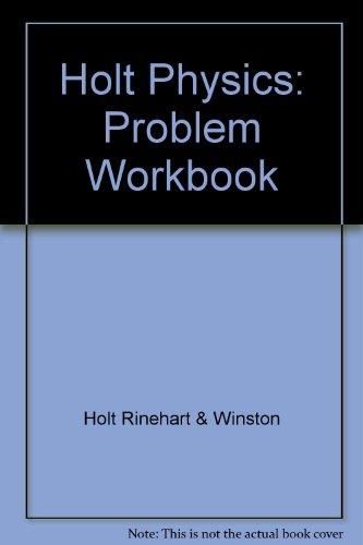 Physics: Problem Workbook