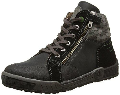 Garvalin  Wingan.H,  Sneaker Ragazzo, (noir (GALERA Y SERRAJE)), 31
