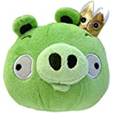 "Angry Birds 8"" Deluxe King Pig Plush Officially Licensed"