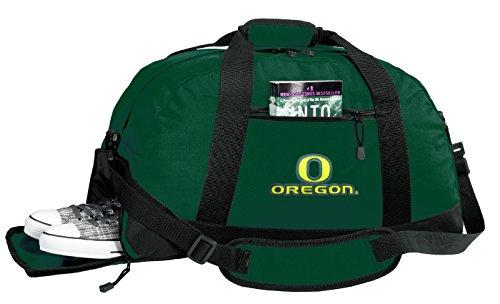 University Of Oregon Duffle Travel Bags Uo Ducks Duffle Gym Or Bag