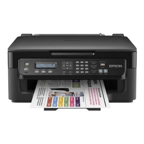 Comparer EPSON WORKFORCE WF2510WF NOIR