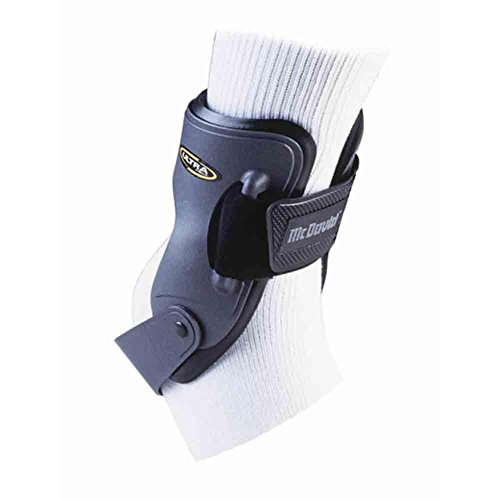 McDavid Classic Logo 188 CL Ultra Hinged Ankle Support Graphite-Medium