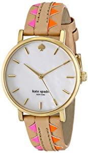 kate spade new york Women's 1YRU0503 Metro Analog Display Japanese Quartz Multi-Color Watch