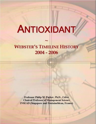 History Of Antioxidants
