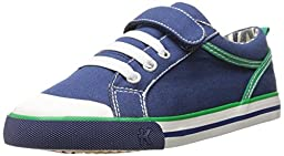 See Kai Run Anders Sneaker (Toddler/Little Kid), Navy, 11 M US Little Kid