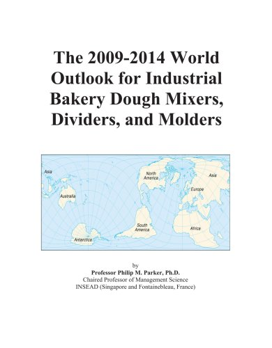 The 2009-2014 World Outlook For Industrial Bakery Dough Mixers, Dividers, And Molders front-598506
