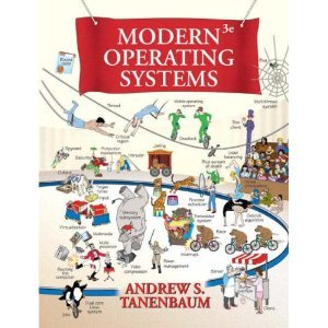 Modern Operating Systems (3rd Edition) By Andrew S. Tanenbaum