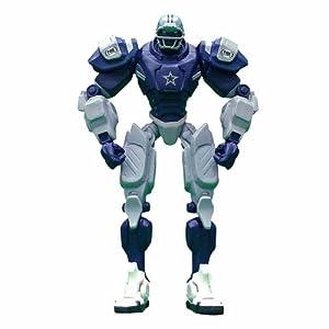 NFL Dallas Cowboys 10-Inch Fox Sports Team Robot by Foamhead