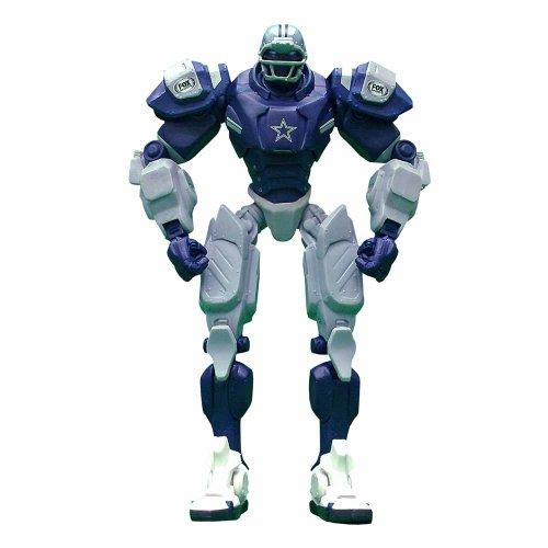NFL Dallas Cowboys 10-Inch Fox Sports Team Robot