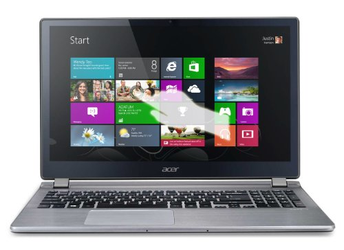 Acer Aspire V7-582PG-9856 15.6-inch Touchscreen Ultrabook (Cold Steel)