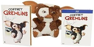 Gremlins + Gremlins 2 : La nouvelle génération [Édition collector - Blu-ray + DVD + Peluche]