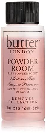 butter LONDON Puder Room, Nagellackentferner, 60 ml