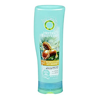 Herbal Essences Moroccan My Shine Nourishing Conditioner, 10.1 Fluid Ounce