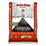 North American Salt 53851 Extreme 8300 magnesium Chloride Ice Melter, 50-Pound
