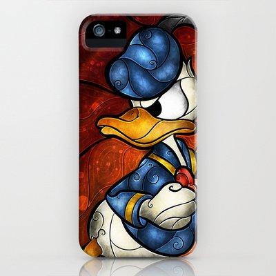 Society6/ソサエティシックス iphone5/5Sケース  ドナルドダック ディズニー Quack_Attack