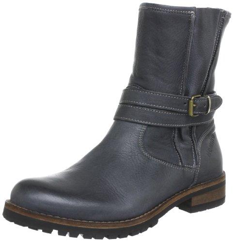 Momino half-boots Boots Girls Gray Grau (Antracite) Size: 12.5 (31 EU)
