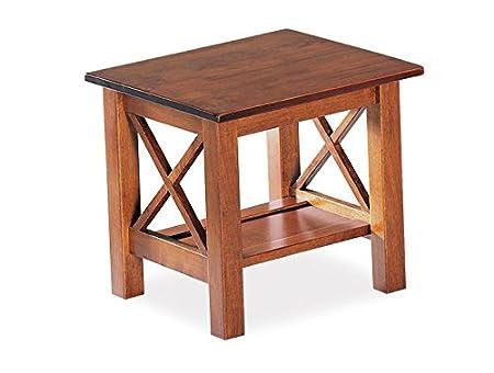 """Mesa salón """"Jose arte pobre"""" en madera maciza listo para la entrega 50 x 48 x 44 - Made in Italy"""