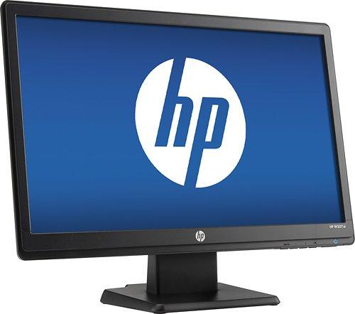 "Hp - 20"" Widescreen Flat-Panel Lcd-Led Monitor Model: W2071D"
