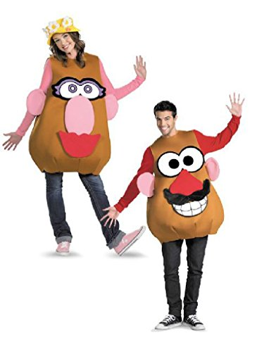 [Mygems Mr Or Ms Potato Head Unisex Adult Fancy Dress Costume] (Mr Potato Head Costumes For Adults)