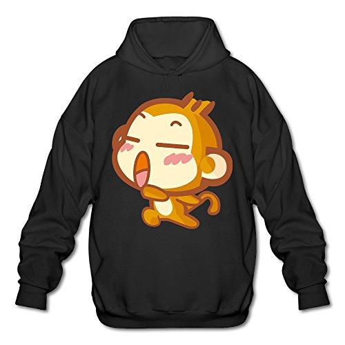 xj-cool-cartoon-emoji-monkey-mens-athletic-hooded-black-l