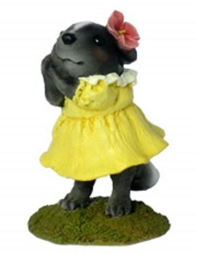 Wee Forest Folk Skunk Girl FB-03 Retired