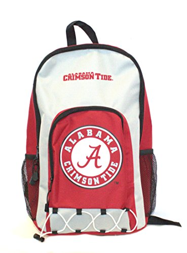 NCAA Officially Licensed Contemporary Bunge Backpack (Alabama Crimson Tide)
