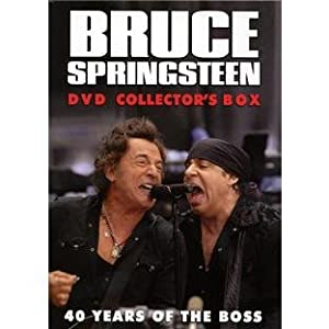 Springsteen, Bruce - DVD Collector's Box