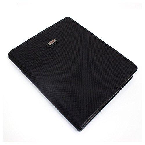 (トゥミ)TUMI ノートパッド ポートフォリオ フォー アイパッド ケース バッグ iPad Air用 ブラック 並行輸入品