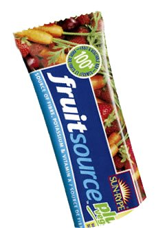Okanagan Sun-rype Fruitsource 30 Bars