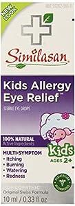 Similasan Kids Allergy Eye Relief Drops, 0.33 Ounce