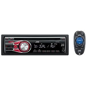 jvc kd r320 vehicle cd receiver with dual aux. Black Bedroom Furniture Sets. Home Design Ideas