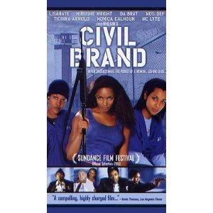 Amazon.com: Civil Brand [VHS]: LisaRaye McCoy, N'Bushe