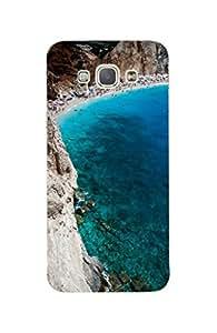 Link+ Designer Back Cover For Samsung Galaxy A8