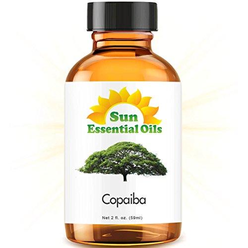 Copaiba (2 fl oz) Best Essential Oil - 2 ounces (59ml)