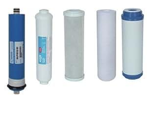 Kit filtration 1 an pour osmoseur BioPro ICEBERG