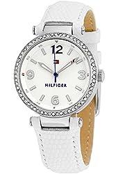 Tommy Hilfiger Women's 1781586 Analog Display Quartz White Watch