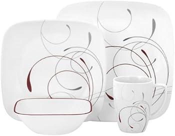 Corelle Square 16-Piece Dinnerware Set