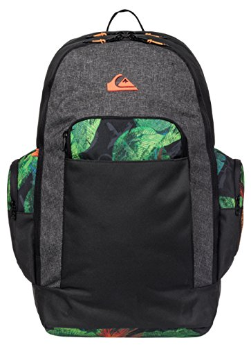 Quiksilver 1969Special-Zaino Backpack, Uomo, Zaino, Rucksack 1969 Special Backpack, BP AG47 Remix Black
