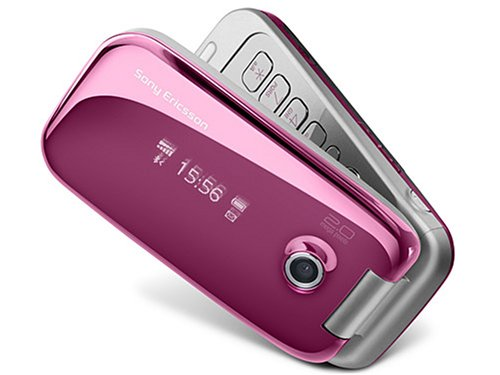 Sony Ericsson - Z610i  Sim Free Mobile - Unlocked (64 MB Included) Rose Pink