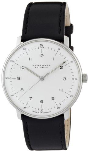 [ユンハンス]JUNGHANS 腕時計 自動巻き マックスビル オートマティック 027 3500 00 メンズ 【正規輸入品】