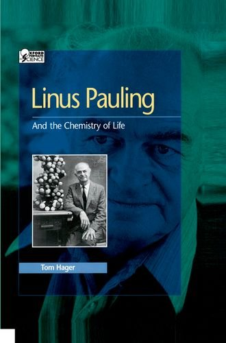Linus Pauling (Oxford Portraits in Science (Hardcover))